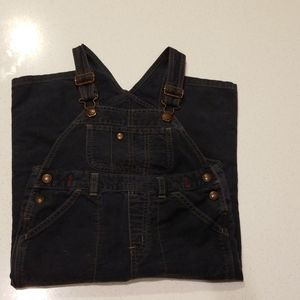 Baby gap overalls size 3. Excellent used condition
